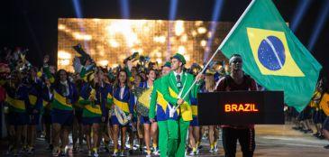 Time Brasil terá vestimentas novas