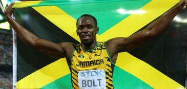 Usain Bolt vence bateria e avança no Mundial de Londres