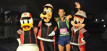 Marcelo Avelar quer recorde na Disney