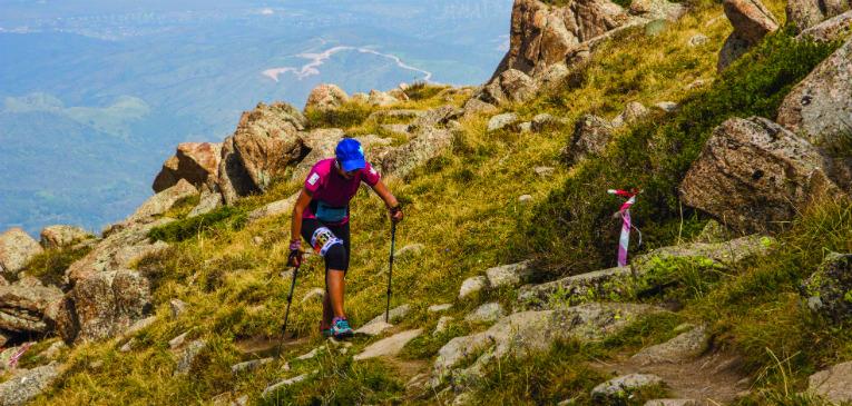 Caindo na terra: experimentando uma nova forma de correr
