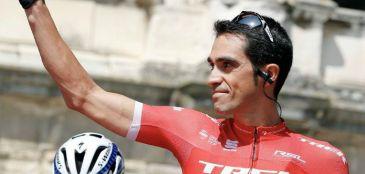 Contador admitiu estar enfrentando problemas estomacais na Vuelta