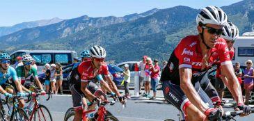 Contador com diarreia no começo da Vuelta
