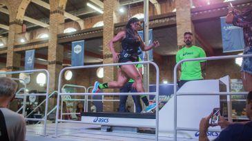 Desafio da Asics simula velocidade de maratonistas de elite para amadores