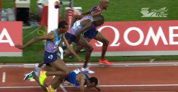 Mo Farah se despede dos 5 mil metros com vitória épica na Suíça