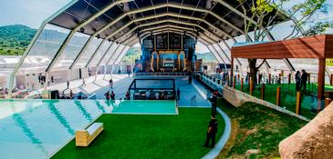 Laroc Club: conheça a sede oficial do TCB 2017