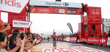 Froome Vuelta a España