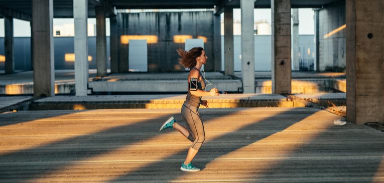 Comece a correr e não pare mais!