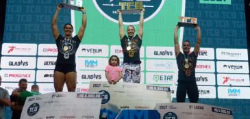 O valor da conquista: confira as premiações dos atletas do TCB 2017 - TCB 2018