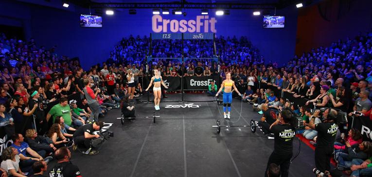 Crossfit é o futuro ou moda passageira?