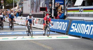 Sagan faz história no Campeonato Mundial de Ciclismo