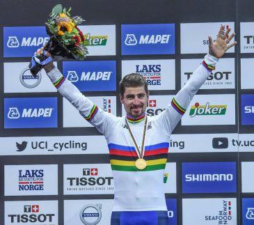 Sagan, três vezes campeão
