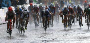 como evitar acidentes ao pedalar na chuva
