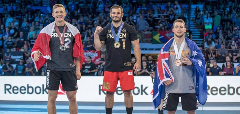 Atleta do Games 2017 é pego no doping