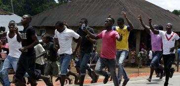 Correr em grupo representa comportamento inadequado? Em país africano, sim