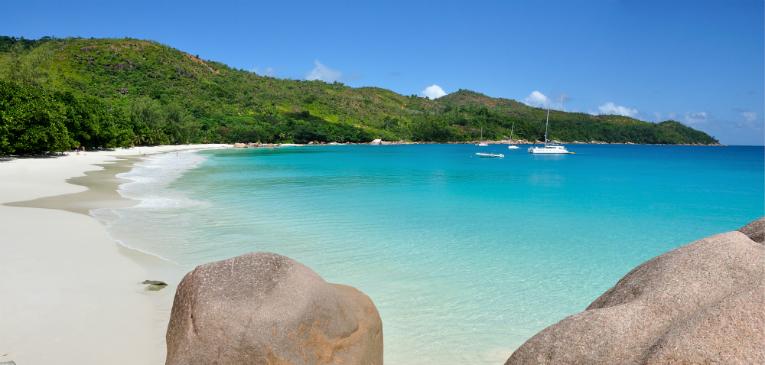 Maratona em ilha paradisíaca