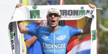 """Recuperação curta e """"corpo poderoso"""": campeão do Ironman fala sobre sua dieta vegetariana"""