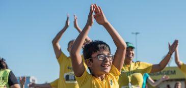 Circuito Banco do Brasil reúne 3 mil corredores em Porto Alegre