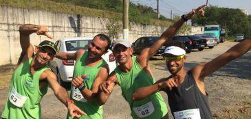 Coletores e corredores: as histórias de quem corre para viver