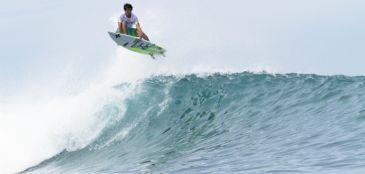 preparação física surfista profissional