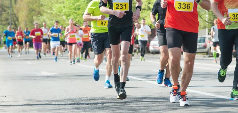 Corrida lesiona mais do que outros esportes?