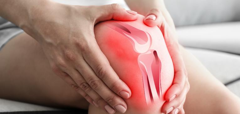As lesões mais comuns nos joelhos