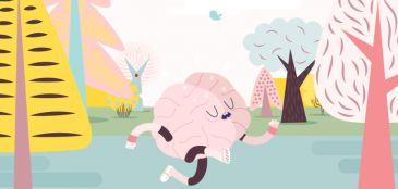 Correr faz bem para o cérebro: revisão de estudos comprova que a corrida aumenta a vida de neurônios ativos e cria novos neurônios
