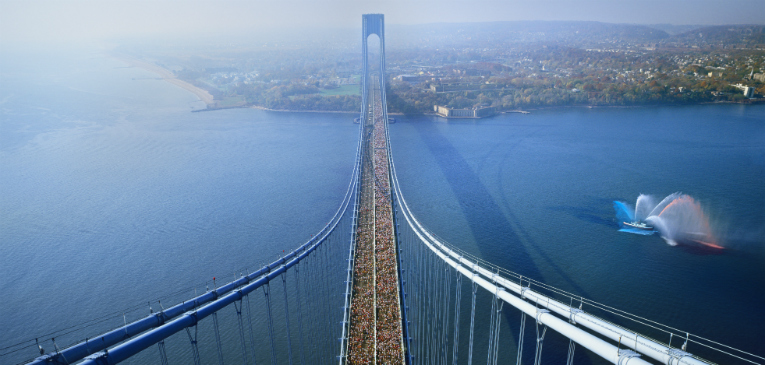 Os encantos da Maratona de NY