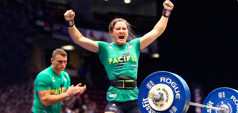 Pacífico é campeão do CrossFit Invitational
