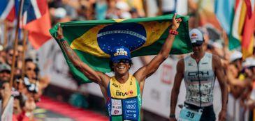Conheça a história de Thiago Vinhal, o primeiro triatleta negro a competir em Kona