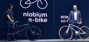 Niobium e-bike