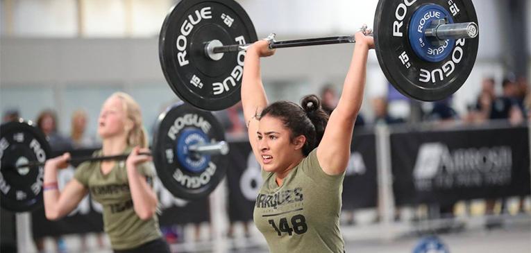 Rumo ao CrossFit Games 2018: Luiza Marques