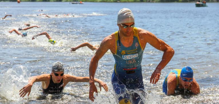 Planilha para fazer o primeiro triathlon