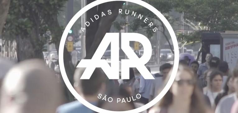 A corrida em comunidade em São Paulo