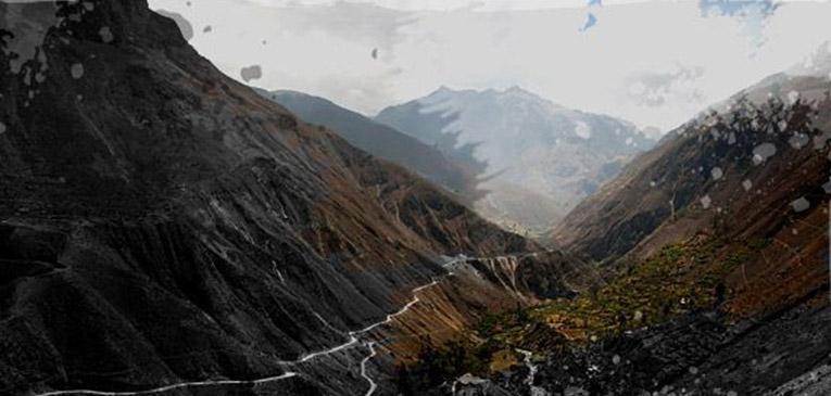Você conhece o Inca Divide?