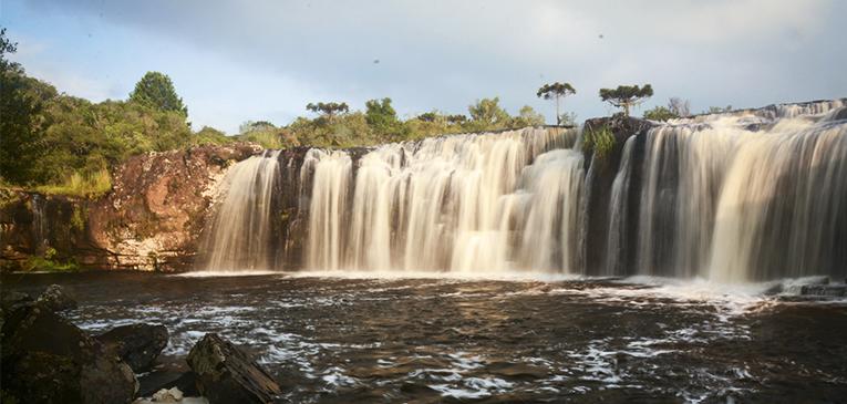 Pedal tranquilo até a Cachoeira dos Venâncios