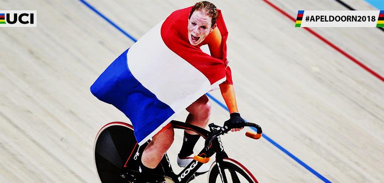A holandesa Kirsten Wild