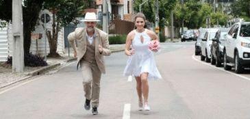 Maratrimônio: o casamento que teve a corrida como tema