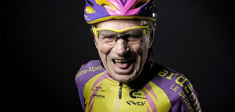 Robert Marchand, ciclista centenário