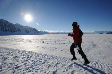 Conheça a Maratona da Antártica, a prova que cobra R$ 60 mil dos inscritos