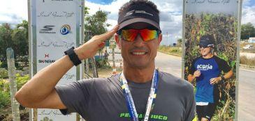 20 maratonas em 20 dias: coronel corre do sertão pernambucano a Recife