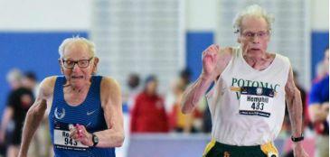 Atletas Centenários