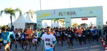 Vista privilegiada e temperatura ideal: por que correr os 7k e 21k dos 42k de Floripa