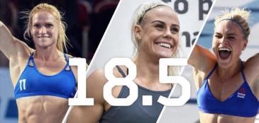 CrossFit Games: veja o workout mais votado do Open 18.5
