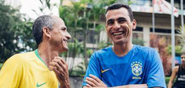 "Pace ""light"" na corrida, vinho e feijoada: a vida de Marílson Gomes dos Santos após a aposentadoria/42k de floripa"