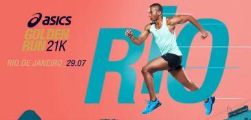 Golden Run Rio de Janeiro Percurso
