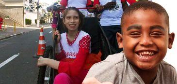 Contato com a corrida transforma a vida de duas crianças em Campinas