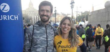 Uma brasileira na Maratona de Barcelona e a luta pelo índice de Boston