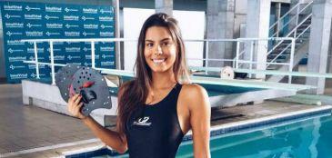 """Promessa do triathlon: """"Elogios à beleza são bons, mas quero ser lembrada como atleta"""""""