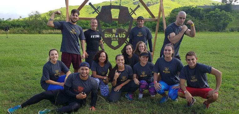 Bravus Race RJ desafia atletas na Vila Militar