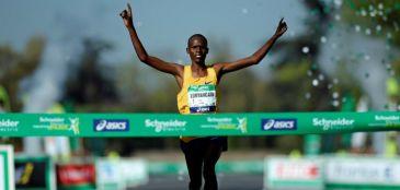 Paul Lonyangata conquista a Maratona de Paris